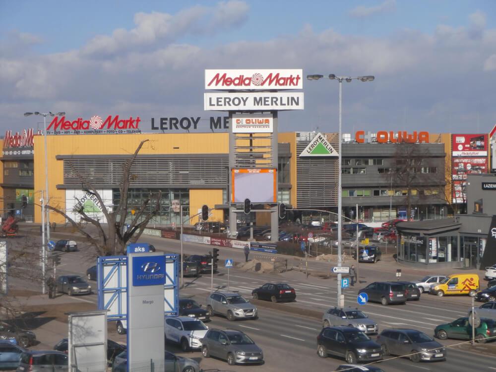 O Centrum Centrum Handlowe Oliwa